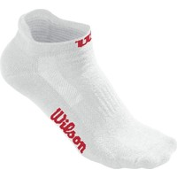 Wilson No Show Kadın Çorabı 3PR/PK - Beyaz ( WRA523700 )