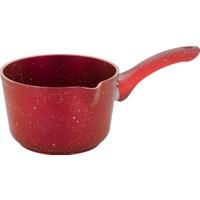 Tantitoni Kırmızı Granit Sütlük - 14 cm
