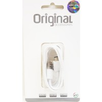 Mobillife Samsung Galaxy USB Beyaz Ara Kablo