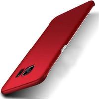 Coverzone Samsung Galaxy S8 Kılıf Pc Rubber Soft Mat + 3D Araç Kokusu