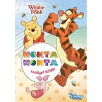 Winnie The Pooh Nokta Nokta Boya Faaliyet Kitabı