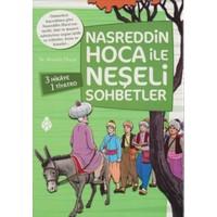 Nasreddin Hoca İle Neşeli Sohbetler 4 Kitap Takım