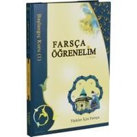 Farsça Öğrenelim Türkler İçin Farsça Resimli (Başlangıç Kuru 1)(Ciltli)