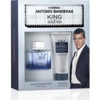 Antonio Banderas King Of Seduction Edt 100 Ml Erkek Parfüm + 75 Ml Tıraş Sonrası Balsam
