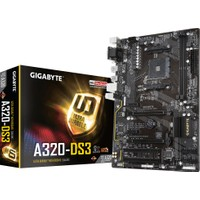 Gigabyte GA-A320-DS3 3200 Mhz(OC) AM4 Ryzen+ ATX Anakart