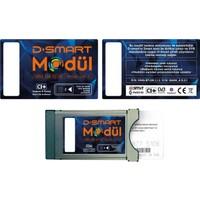 D-Smart Hd/Dfix 2 Yıllık Modül Mega Paketi