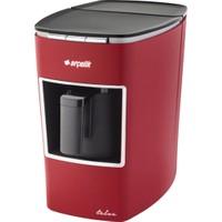 Arçelik K 3400 Kırmızı Telve Türk Kahvesi Makinesi
