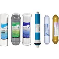 Cleanwater Su Artıma Cihazı Yedek Filtre Seti Tam Takım