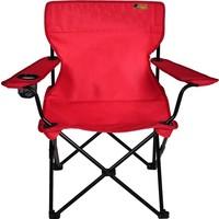 Funky Chairs Kırmızı Katlanabilir Kamp Sandalyesi