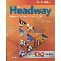 New Headway: Pre-Intermediate: Student's Book And İtutor Pack - By Lız Soars (Author)