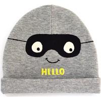 İdilbaby 9523 Bebek Şapkası