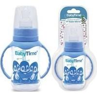 Baby Time Silikon Damak Uçlu Kulplu Pp Biberon - 150 Ml