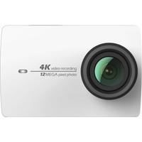 Xiaomi Yi 4K Kamera + Selfie Çubuğu Ve Bluetooth Kumanda Beyaz (Global Versiyon)