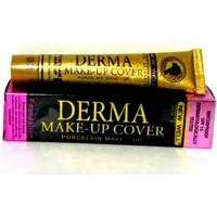 New Well Derma Makeup Cover Yoğun Kapatıcı Fondöten - 02 Bronze