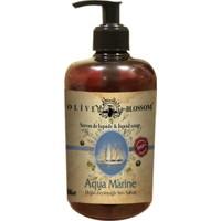 Olive Blossom Doğal Zeytinyağlı Sıvı Sabun (Aqua Marine) 500 Ml