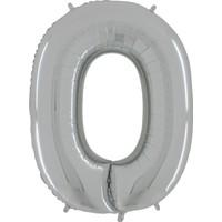 KbkMarket O harfi 100 cm İthal Harf Balon