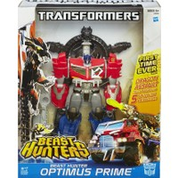 Transformers Beast Hunter Optımus Prıme