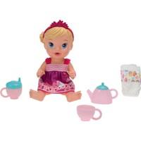 Baby Alive Minik Bebeğim Çay Partisinde