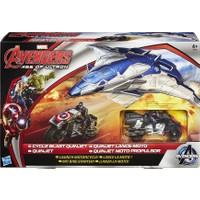 Avengers Mınıverse Quınjet Oyun Seti