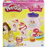 Play Doh Prenses Çay Seti