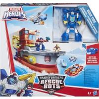 Transformers Rescue Bots Kurtarma Botu