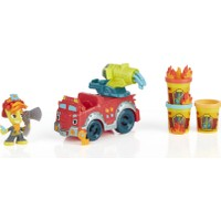 Play-Doh Town İtfaiye Arabası