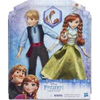 Dısney Frozen Anna Ve Krıstoff İkili Figür