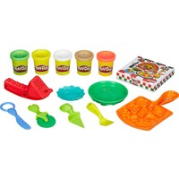 Play Doh Pizza Partisi