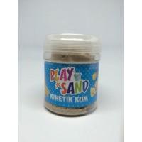 Play Sand Kinetik Kum ( Uzay Kumu) 688 Gr Kahverengi
