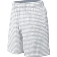 Wilson Spring Outline 8 Erkek Şort - White/Pearl Gray (XL) ( WRA745601XL )
