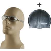 Dunlop Yüzücü Gözlüğü (Silikon Bone Hediyeli)