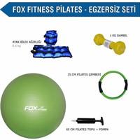 Fox Fitness Pilates - Egzersiz Seti