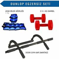 Dunlop Egzersiz Seti