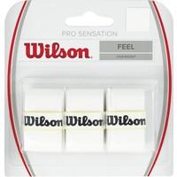 Wilson Pro Overgrip Sensation 3lü Beyaz ( WRZ4010WH )