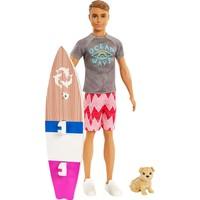 Barbie Sihirli Yunuslar Ken Bebek FBD71