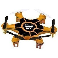 Revell 23948 Rc Nano Hex Turuncu-Siyah Led Helikopter Maketi