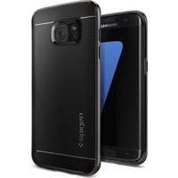 Spigen Samsung Galaxy S7 Edge Kılıf Neo Hybrid - Gun Metal - 556CS20143