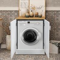 FLY Fabıa Çamaşır Makinesi Dolabı