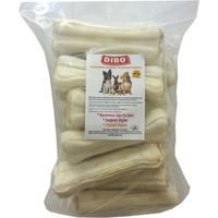Dibo Köpek Çiğneti Pres Kemik Beyaz 80-90 gr 13 cm ( 15 Adet )