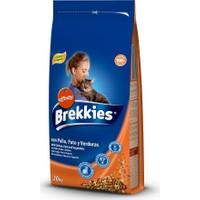 Brekkies Mix Tavuklu Patatesli Yetişkin Kedi Maması 20 kg