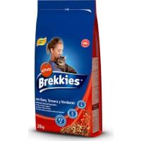 Brekkies Excel Cat Biftekli Karışık Etli Kedi Maması 20 Kg