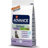 Advance Sterilized Hindili Kısırlaştırılmış Hairball Kedi Maması 1,5 Kg