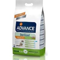 Advance Kısırlaştırılmış Hindili Yetişkin Kedi Maması 1,5 Kg