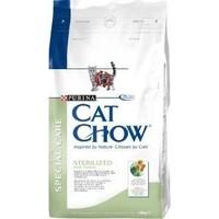 Cat Chow Sterilized Hindili Kısırlaştırılmış Kedi Maması 1.5 kg