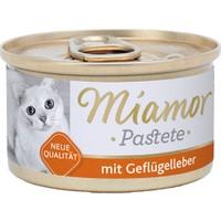 Miamor Pastete Ciğerli Kedi Konserve Mama 85 gr