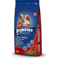 Brekkies Karışık Etli Yetişkin Köpek Maması 20 Kg