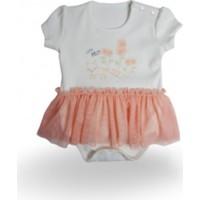 Babycorner 7137 Kız Body Elbise Flower Love