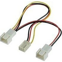 Akasa Çift Çıkışlı PWM Çoklayıcı Kablo (AK-FY320)