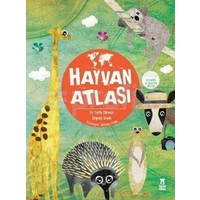 Hayvan Atlası(Ciltli)