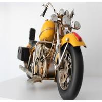 Klc Model Sarı Custom Chopper